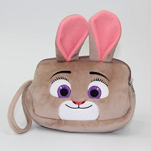 Zootopia anime plush satchel shoulder bag