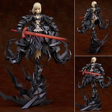 Fate Stay Night Saber Alter Huke anime figure