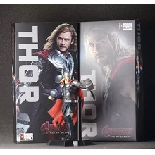 7inches CRAZY TOYS the Avengers thor figure