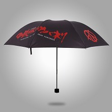 Ninelie anime umbrella
