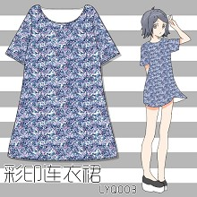 The anime dress