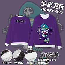 The anime long sleeve hoodie