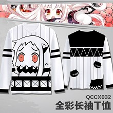 Collection anime long sleeve thin t-shirt