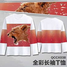 Lions long sleeve thin t-shirt