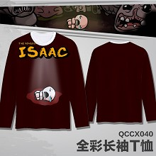 ISAAC long sleeve thin t-shirt
