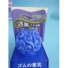 One Piece Gum-Gum Fruit anime figure