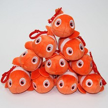 4inches Finding Nemo anime plush dolls set(10pcs a...