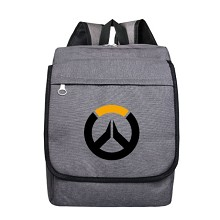 Overwatch backpack bag