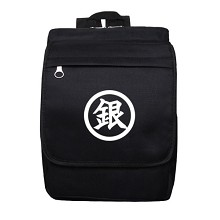 Gintama anime backpack bag
