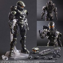 Play arts HALO 5 figure