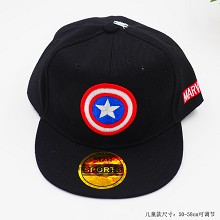 Captain America cap sun hat(for children)