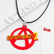 Borderlands necklace