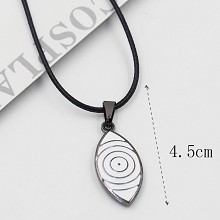 Naruto anime necklace