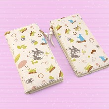 TOTORO anime long wallet