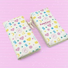 Lovelive  anime long wallet