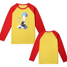 Re:Life in a different world from zero Rem long sl...