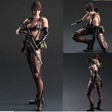 PLAY ARTS Metal Gear Solid V The Phantom Pain Quiet figure