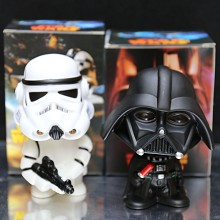 Star Wars anime figures set(2pcs a set)