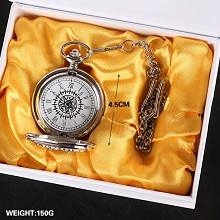 Kuroshitsuji anime pocket watch