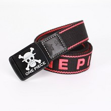 One Piece anime belt