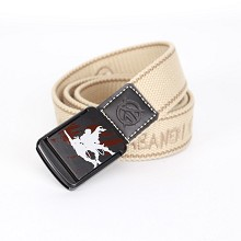 Ninelie anime belt