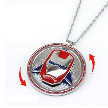 Iron Man necklace