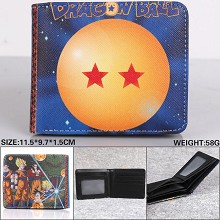 Dragon Ball anime wallet 2star