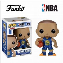 NBA star Stephen·Curry figure