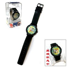 One Piece Luffy anime watch