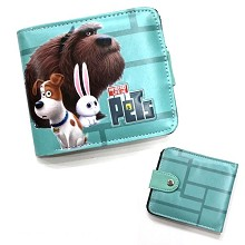 The Secret Life of Pets wallet