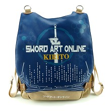 Sword Art Online anime backpack bag