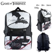 Game of Thrones backpack bag