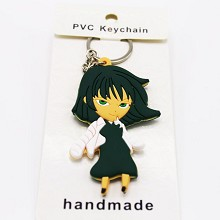 The anime two-sided key chain