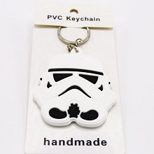 Star Wars two-sided key chain