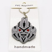 Transformers two-sided key chain