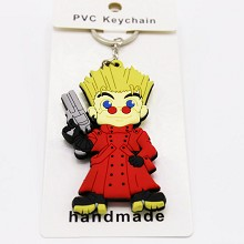 HUNTER×HUNTER anime two-sided key chain