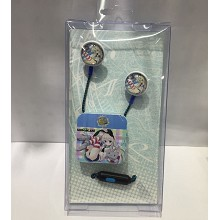 Collection anime headphone