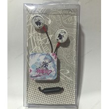 Hatsune Miku anime headphone