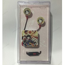 One Piece anime headphone