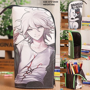 Dangan Ronpa anime pen bag container