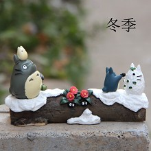 TOTORO anime figure(winter)