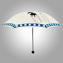 AnoHana anime umbrella