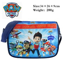 Paw patrol snow slide satchel shoulder bag
