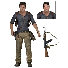 7inches NECA Uncharted figure