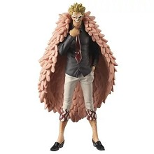 DXF One Piece Donquixote Doflamingo anime figure
