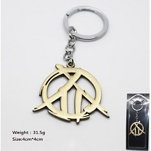 Ninelie key chain