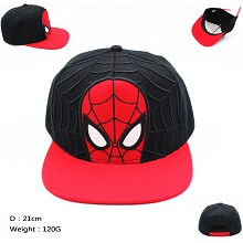 Spider man cap sun hat