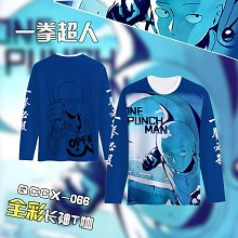 One Punch Man anime long sleeve t-shirt