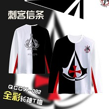 Assassin's Creed long sleeve t-shirt