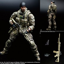 Play arts Medal of Honor figure
